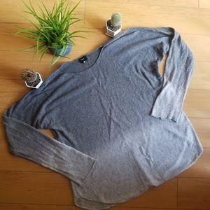 Fate Ombre Gray Sweater